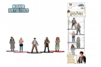 Harry Potter Nano Metalfigs Diecast mini figurky 5-Pack Wave 3B
