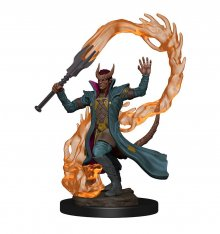 D&D Icons of the Realms Premium Miniature pre-painted Tiefling M