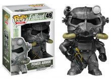 Fallout POP! Games Vinyl Figure Power Armor (Brotherhood of Stee