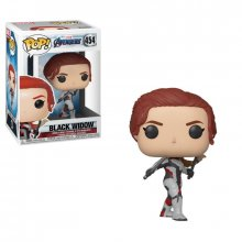 Avengers Endgame POP! Movies Vinylová Figurka Black Widow 9 cm