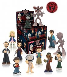 Stranger Things Mystery Minis Vinyl mini figurky 6 cm Display Se