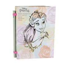 Disney Princess Notebook Belle