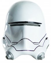 Star Wars Episode VII 1/2 Mask Flametrooper