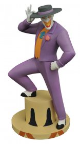 Batman The Animated Series Gallery PVC Socha The Joker 23 cm