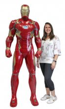 Captain America Civil War Life-Size Statue Iron Man (Foam Rubber