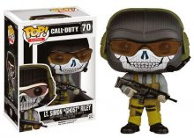 Call of Duty POP! Games Vinylová Figurka Lt. Simon Ghost Riley 9