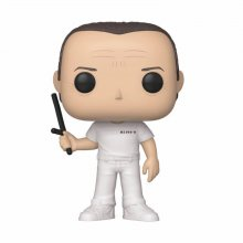 The Silence of the Lambs POP! Movies Vinylová Figurka Hannibal 9