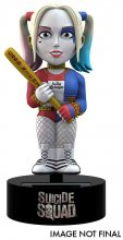 Suicide Squad Body Knocker Bobble-Figure Harley Quinn 15 cm