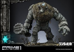Shadow of the Colossus Socha The First Colossus 47 cm