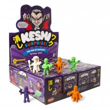 Universal Monsters mini figurky 4 cm Keshi Surprise Wave 2 Displ