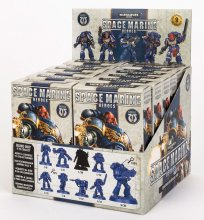 Warhammer 40.000 Miniature Models Space Marine Heroes Series 1 D