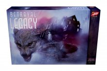 Avalon Hill desková hra Betrayal Legacy english