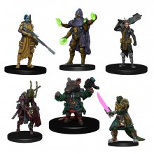 Starfinder Battles pre-painted Miniatures 6-Pack Starter Pack: H