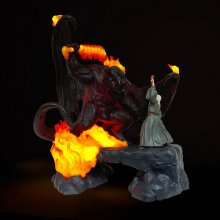 Lord of the Rings LED-USB-Light The Balrog Vs Gandalf 41 cm