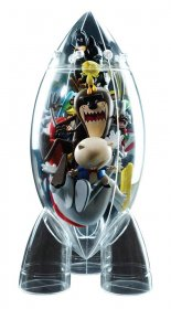 Looney Tunes Get Animated Socha Looney Tunes Rocket by Eric So