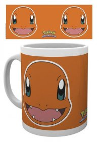 Pokemon Hrnek Charmander Face