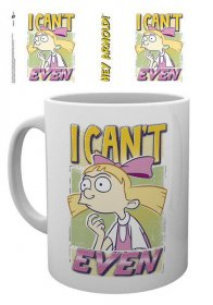 Hey Arnold! Mug I Can't Even