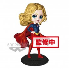 DC Comics Q Posket mini figurka Supergirl A Normal Color Version