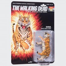 The Walking Dead Action Figure Shiva Force Tiger Shiva (Color) 1