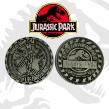 Jurassic Park sběratelská mince Mr DNA Limited Edition