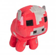 Minecraft Happy Explorer Plyšák Baby Mooshroom 13 cm