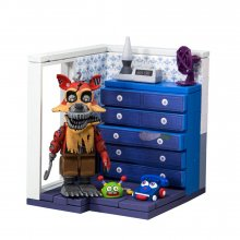 Five Nights at Freddy´s Small Construction Set Left Dresser and