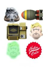 Fallout Squishy Toy Squeeze Figures 8 cm Display (24)