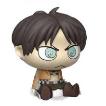 Attack on Titan Chibi Bust Bank Eren 16 cm