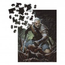 The Witcher 3 Wild Hunt Puzzle Geralt - Trophy