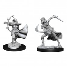 D&D Nolzur's Marvelous Miniatures Unpainted Miniatures Air Genas