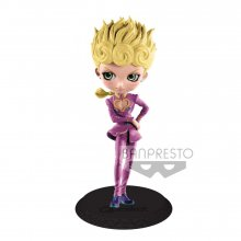 JoJo's Bizarre Adventure Golden Wind Q Posket mini figurka Giorn