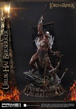 Lord of the Rings Socha 1/4 Uruk-Hai Berserker 93 cm