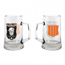 Call of Duty Black Ops 4 Beer sklenice pinta Patch