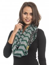 Harry Potter Loop Scarf Slytherin