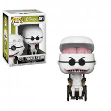 Nightmare before Christmas POP! Movies Vinylová Figurka Dr. Fink