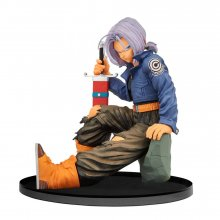Dragon Ball Z BWFC PVC Socha Trunks Normal Color Ver. 13 cm