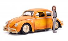 Transformers Bumblebee kovový model 1/24 Volkswagen Beetle with