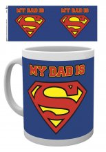 Superman Hrnek Superdad Fathers Day