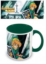 Legend of Zelda Coloured Inner Mug The Lost Woods