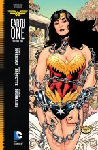 DC Comics Comic Book Wonder Woman Vol. 1 Earth One by Grant Morr