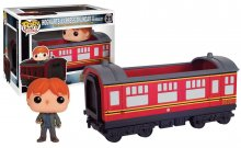 Harry Potter POP! Rides Vinyl Vehicle with Figure Bradavice Expr