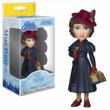 Mary Poppins 2018 Rock Candy Vinylová Figurka Mary 13 cm