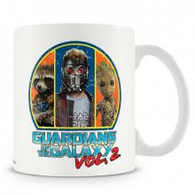 Strážci Galaxie Hrnek Guardians Of The Galaxy Squad