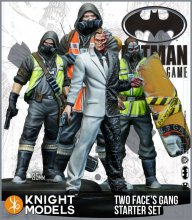 Batman Miniature Game 2nd Edition Starter Set Two-Face *English