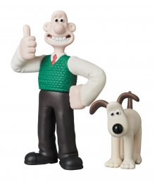 Wallace & Gromit UDF Aardman Animation mini figurka 2-Pack Walla