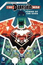 DC Comics Comic Book Justice League The Darkseid War Power Of Th