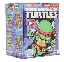 Teenage Mutant Ninja Turtles Action Vinyl mini figurky 8 cm Meta