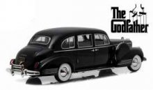 The Godfather Diecast Model 1/18 1941 Packard Super Eight One-Ei