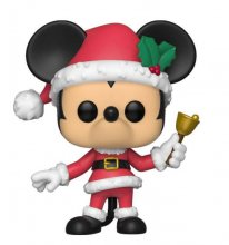 Disney Holiday POP! Disney Vinylová Figurka Mickey 9 cm