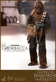 Sběratelská figurka Star Wars Movie Masterpiece Chewbacca 36 cm